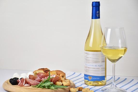 vino bianco falesia