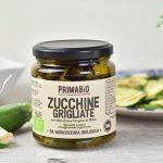 zucchine grigliate bio