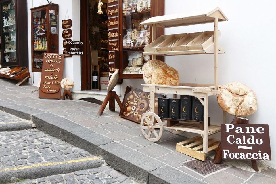 pane tipico di Monte Sant'Angelo