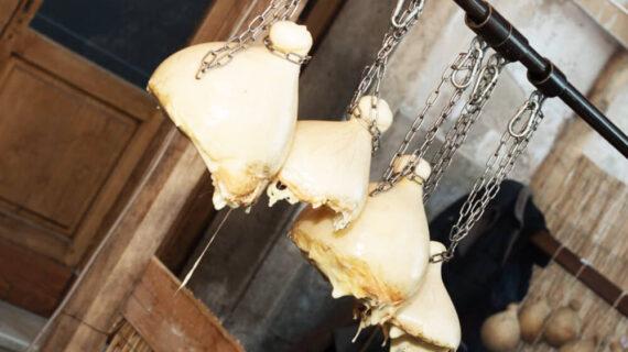 Caciocavallo impiccato: cos'è e come si prepara