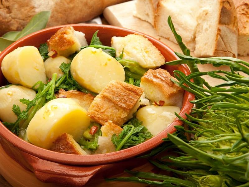 cibo tipico pugliese