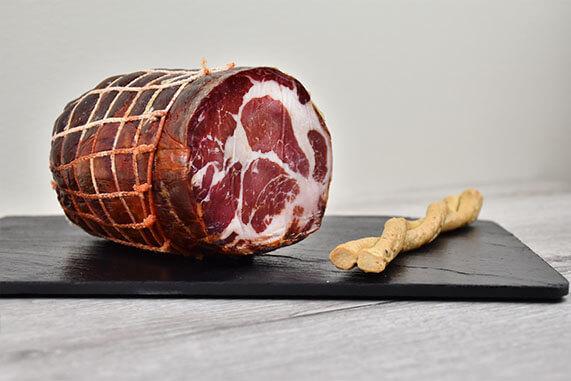 capocollo di maiale